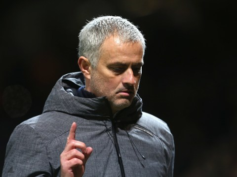 Jose Mourinho reveals strict dressing room rule installed at Manchester United
