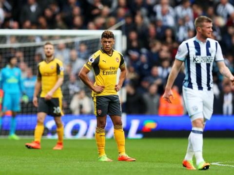 Arsenal's record away to top ten Premier League sides this season is shocking