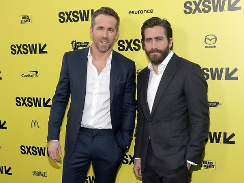 Hollywood's favourite bromance Jake Gyllenhaal and Ryan Reynolds used to be 'fake nice' to each other