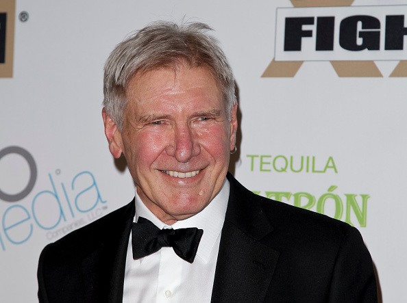 Harrison Ford can still fits into his Blade Runner clothes 30 years later