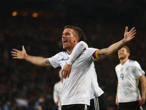 Germany 1-0 England player ratings: Adam Lallana and Dele Alli shine as Lukas Podolski ends on a high