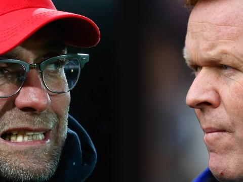 Jurgen Klopp provides update on Liverpool stars Jordan Henderson, Daniel Sturridge and Philippe Coutinho ahead of Everton clash