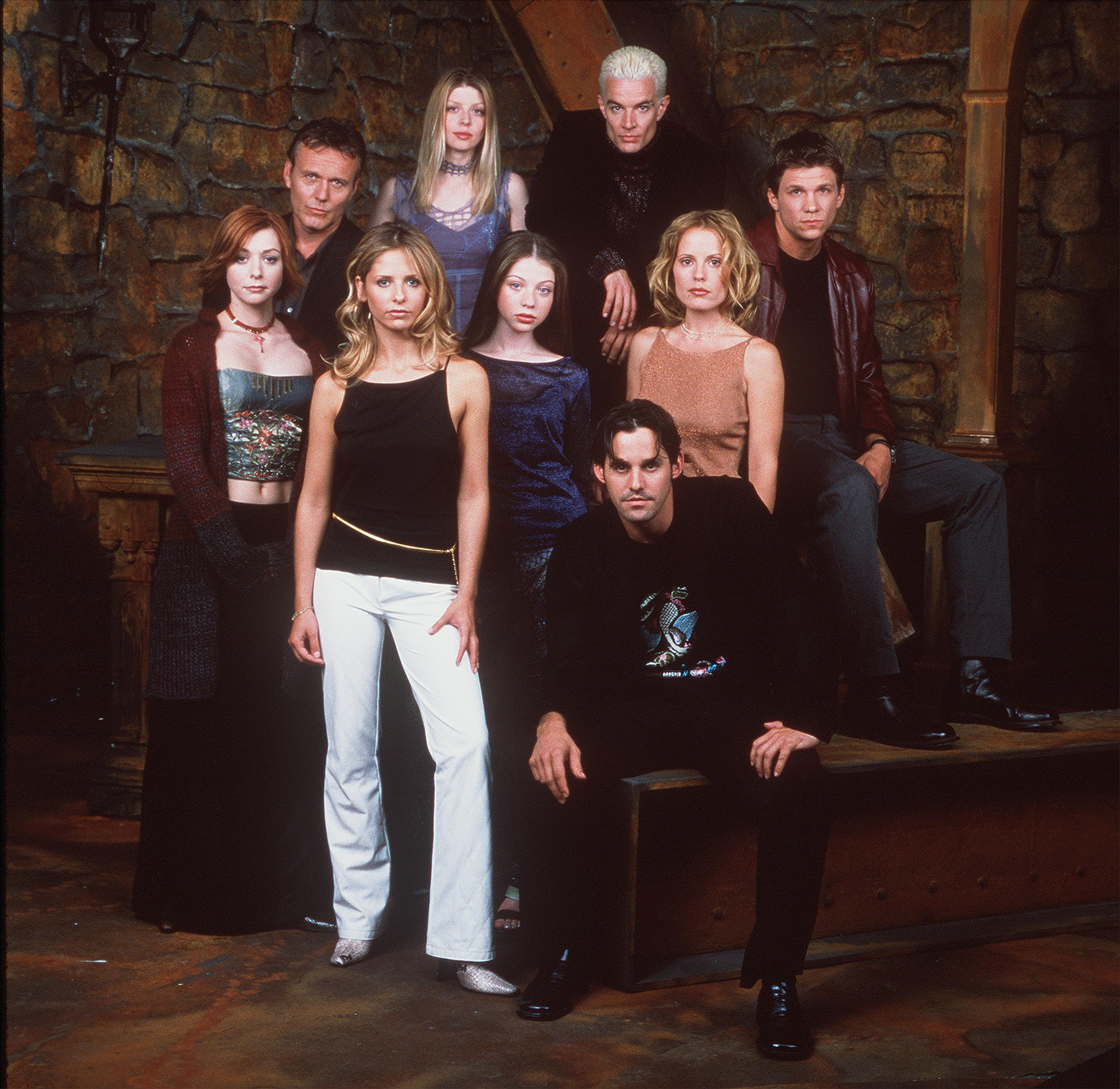 20 years on, where is the Buffy The Vampire Slayer cast now?