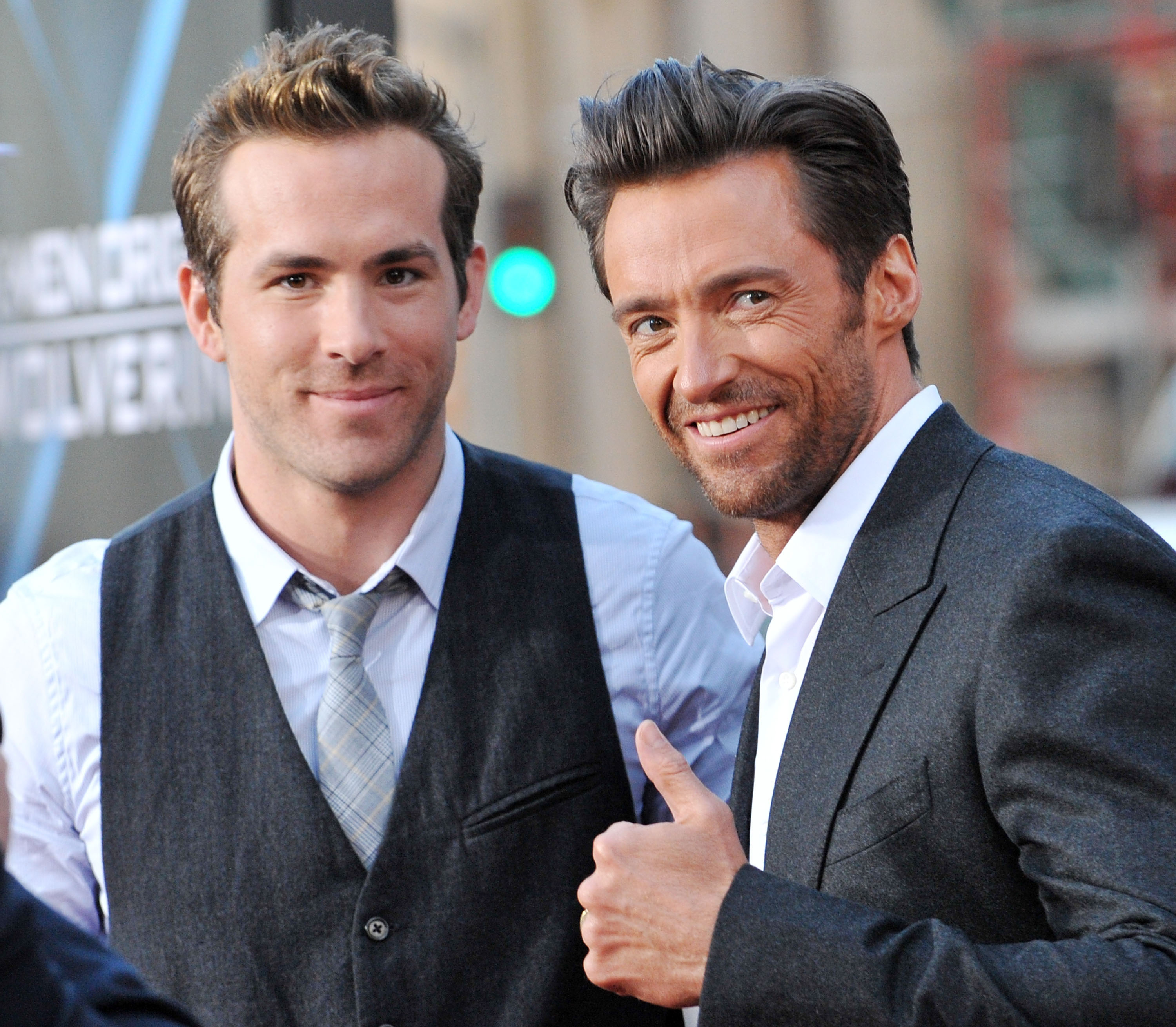 Ryan Reynolds and Hugh Jackman have the banter thing nailed in hilarious Twitter exchange