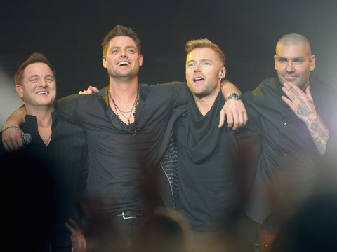 Boyzone confirm 2018 reunion for 25th anniversary – and 2017 summer shows