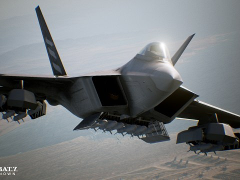 Ace Combat 7 VR hands-on preview and interview – 'you think the game's universe is your own reality'