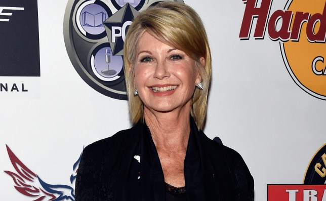 Olivia Newton-John has hinted that the 40th anniversary Grease reunion is happening