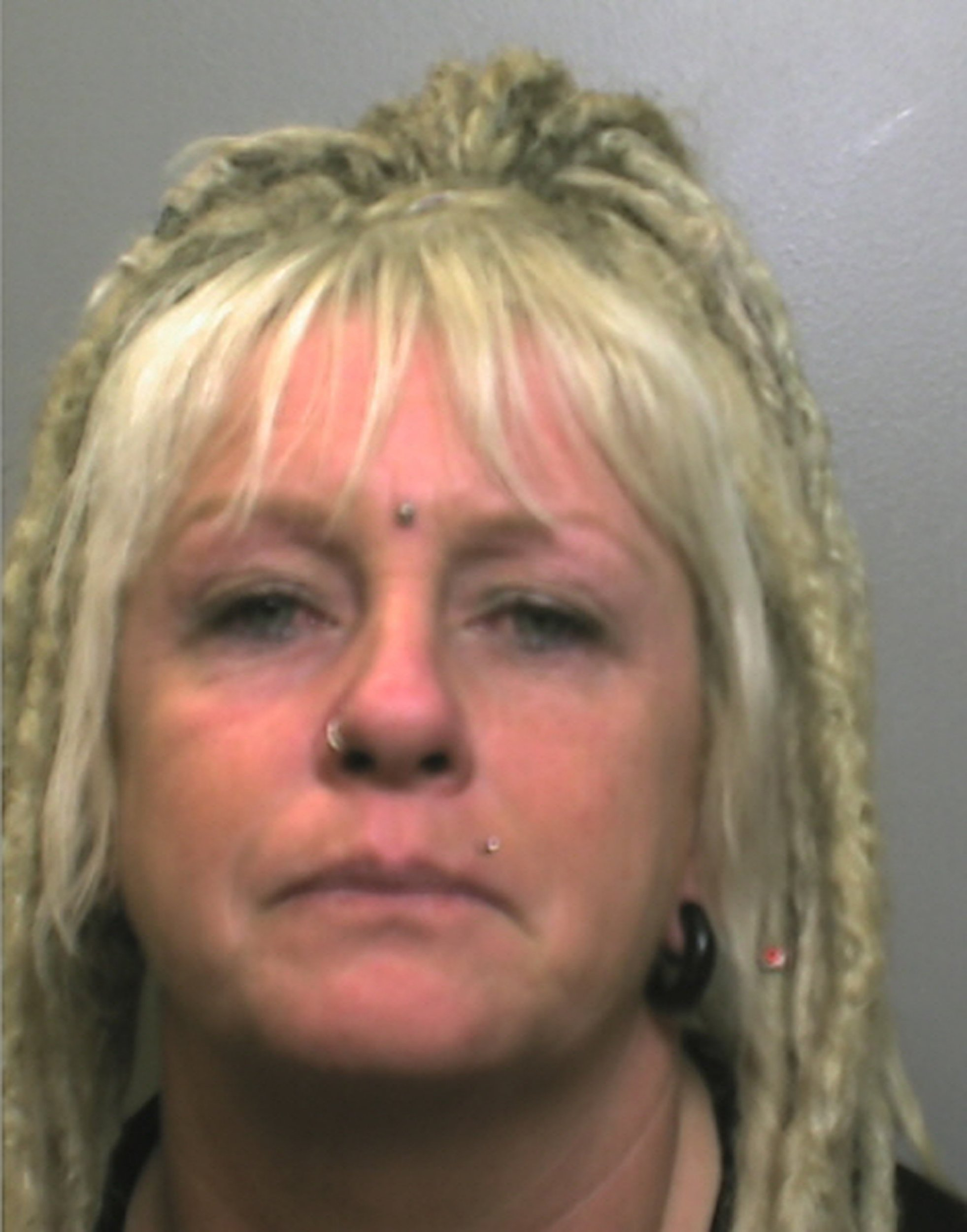 Pic from WMP/Caters News - (Pictured: Pamela Jackson.) - A fraudster who conned her new man out of 38,000k with lie-upon-lie about her bogus cancer treatment has been jailed. Pamela Jackson, 49, was still in a long-term relationship when she started having an affair with another man. She told her new partner a pack of lies, including that she had spinal cancer and needed cash for treatment, to defraud him of the money over a period of four years. Jackson also separately told the victim she had been robbed: her brother died owing her 5,000gbp ; she was being threatened by a loan shark; her niece had been in a series car accident, had her arm amputated and needed brain surgery; her nieces son had been killed. However, her scam unravelled when the defendants fiance met the victim when Jackson was in New York with a niece who claimed to be in hospital.SEE CATERS COPY.