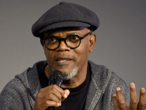 Samuel L Jackson claims black British actors are cast because they're cheaper than US counterparts