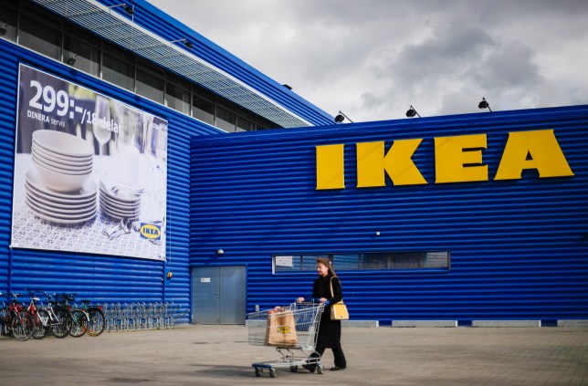 End of flatpack furniture nightmares? IKEA plans range of products that click together 'like a jigsaw' (Getty) A client walks outside Europe's biggest Ikea store is pictured in Kungens Kurva, south-west of Stockholm on March 30, 2016. Ikea founder Ingvar Kamprad, who built a global business empire with revolutionary flat-pack furniture and dallied with Nazism in his youth, turned 90 today. / AFP / JONATHAN NACKSTRAND (Photo credit should read JONATHAN NACKSTRAND/AFP/Getty Images)