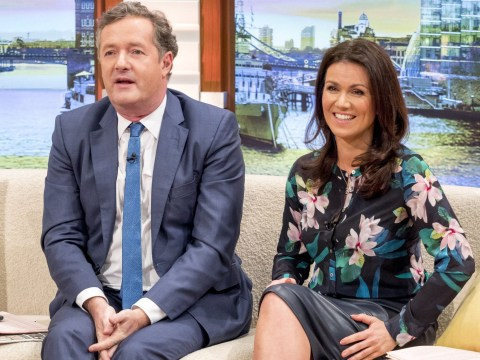 Piers Morgan and Susanna Reid will be replaced on Good Morning Britain for Bank Holiday Monday