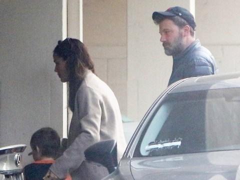 Ben Affleck spotted with Jennifer Garner for first time since completing rehab