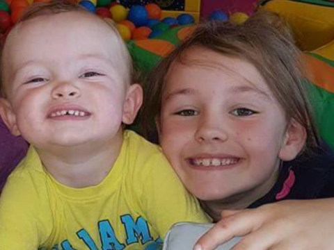 Girl, 6, saves little brother's life after he suffers a seizure