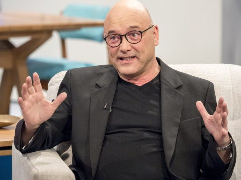 Gregg Wallace met his wife Anne-Marie on Twitter after looking at her photo and thinking: 'You're a pretty girl'