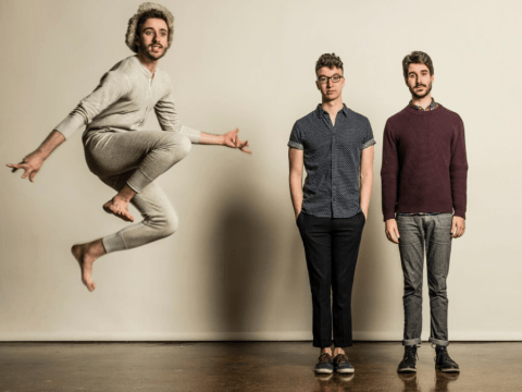 Our artist of the day 13/03: AJR