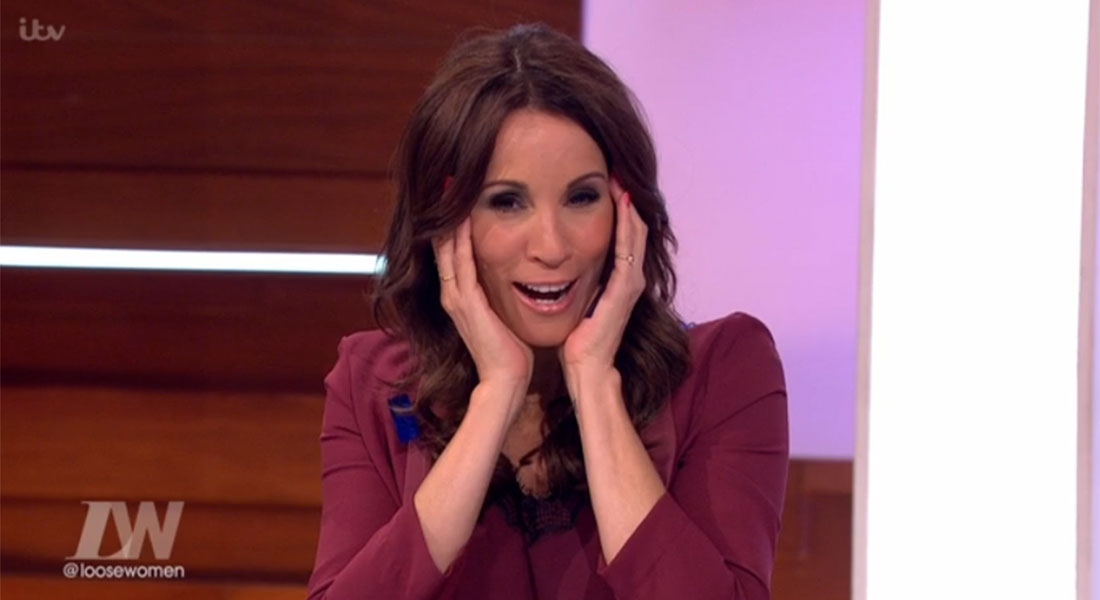 Andrea mclean loose women that would