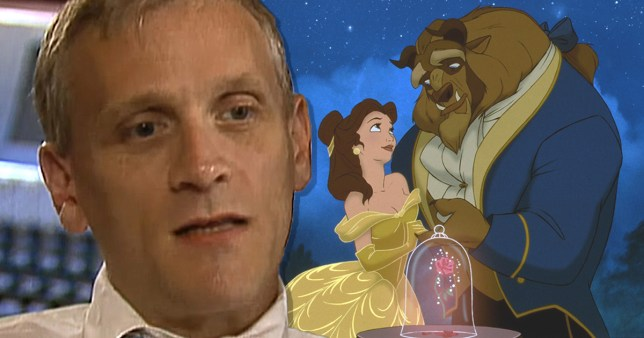 Lyricist Howard Ashman used Disney's animated version of Beauty And The Beast to create an important metaphor on the AIDs crisis (Picture: Disney/YouTube)
