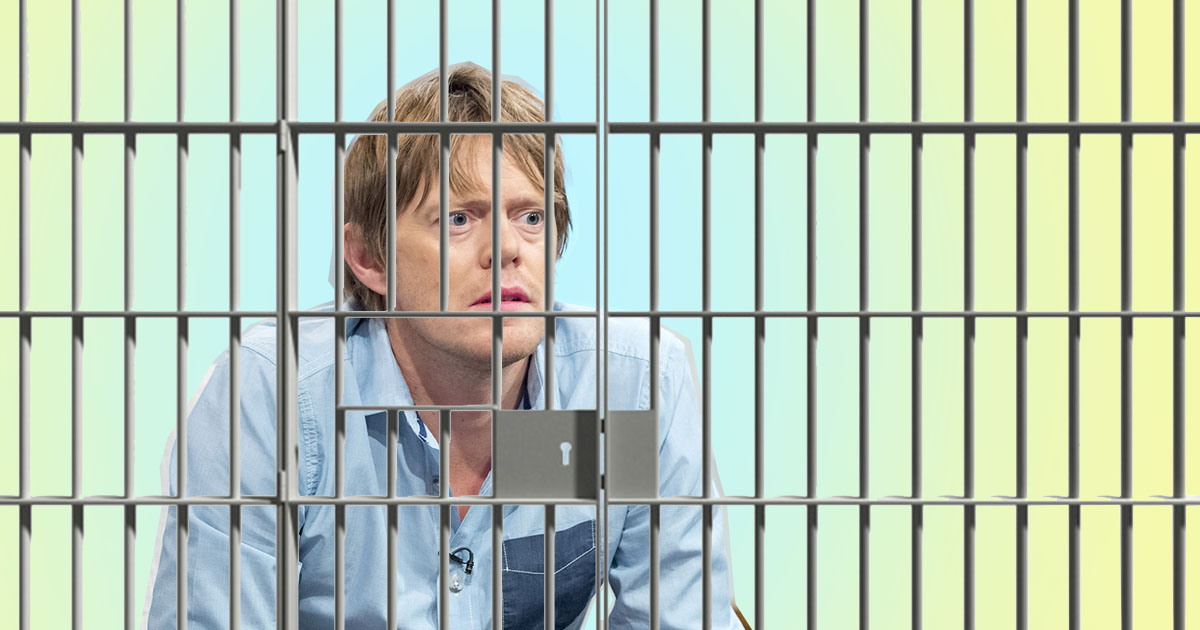 Love Actually's Colin Frissell is in prison according to director Richard Curtis and what the hell