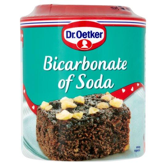 Differences between baking powder, baking soda and sodium