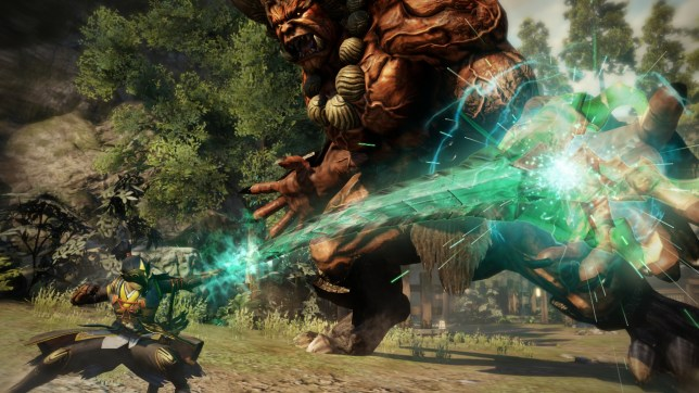 Toukiden 2 (PS4) - give a demon a hand