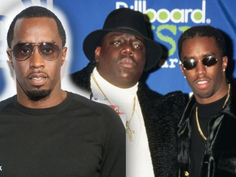 P Diddy remembers 'the greatest rapper of all time' Notorious B.I.G. 20 years after his death