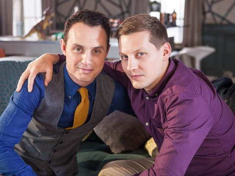 Hollyoaks star Gregory Finnegan discusses James Nightingale's abuse and the dramatic exit of John Paul McQueen
