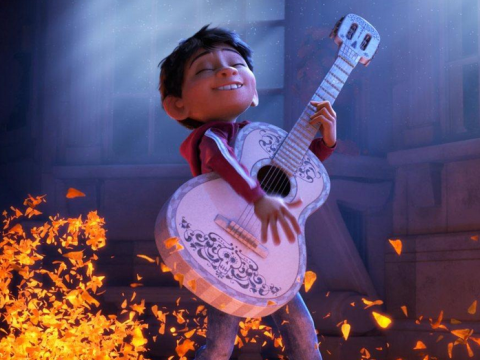 Coco UK release date, trailer and cast for the latest Disney movie