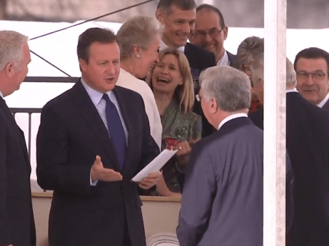 Professional lip reader reveals what David Cameron really thinks of the budget