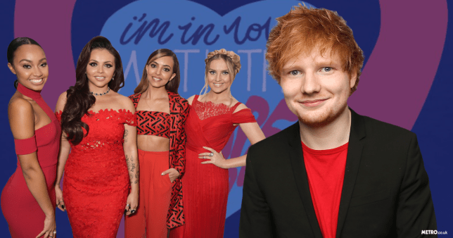 Ed Sheeran confesses he initially wrote his smash-hit Shape Of You for Little Mix before realising the song's potential
