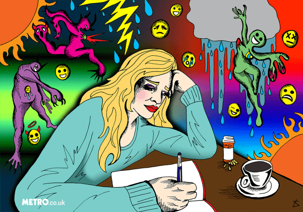 5 lists to write that will help reduce your anxiety | Metro News