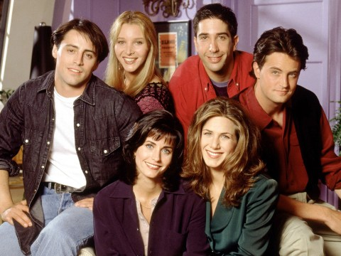 Lisa Kudrow claims a major Friends reunion just happened — but will it be televised?