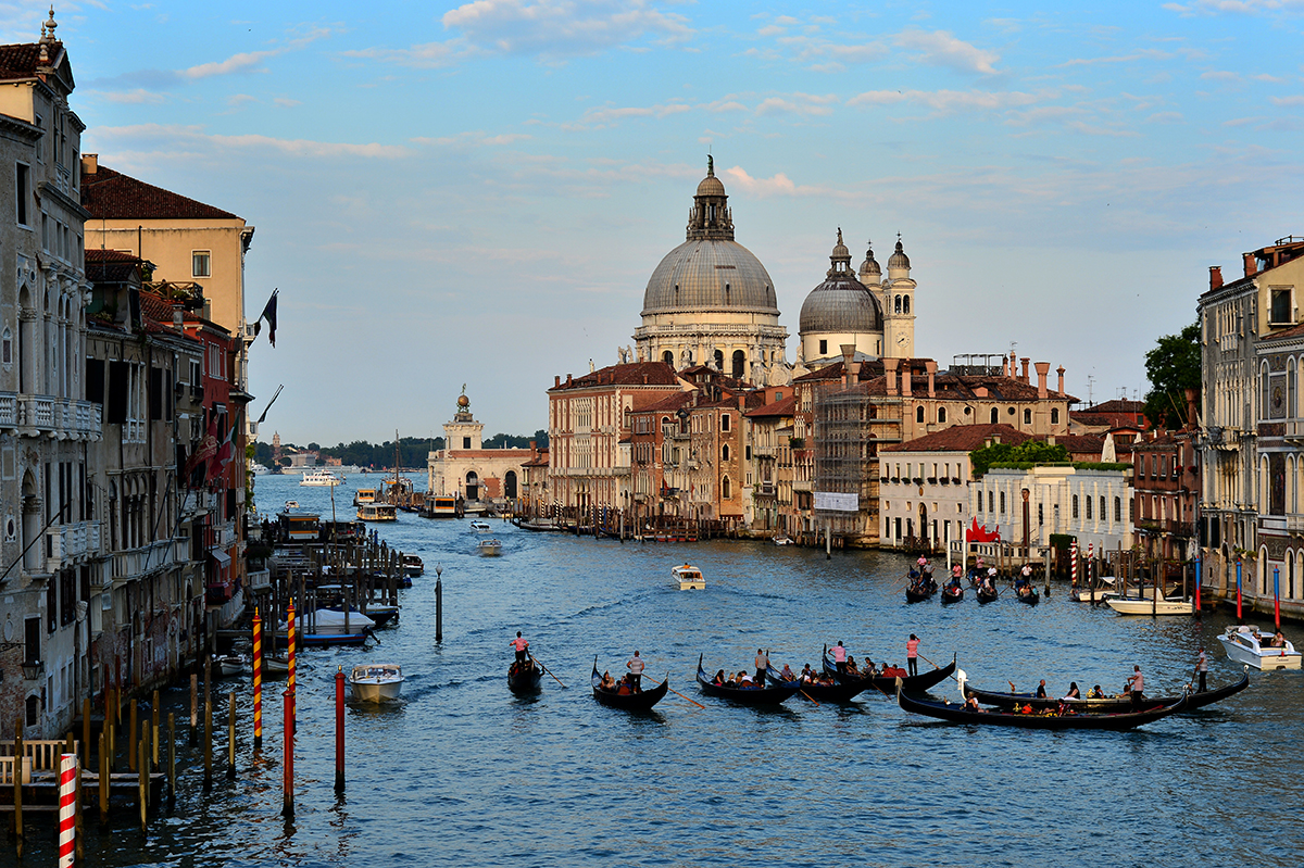 Venice will be gone by the end of the century