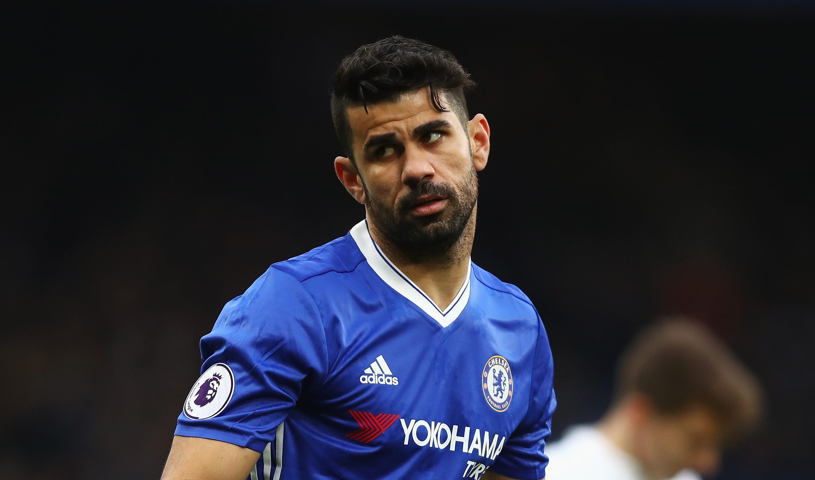 Diego Costa breaks silence over Chelsea future and £76m transfer to China