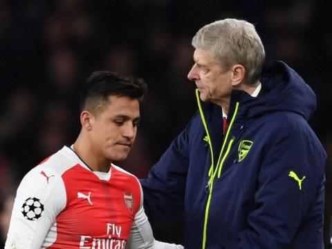 Alexis Sanchez does not like Arsene Wenger, claims Harry Redknapp