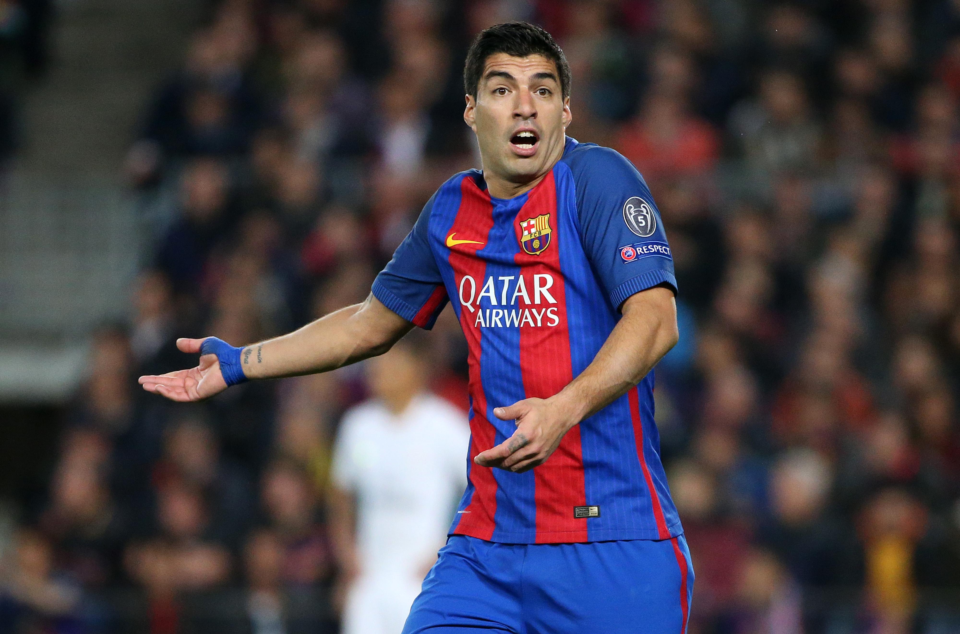 Luis Suarez slammed by Thiago Silva after Barcelona's historic Champions League win over PSG