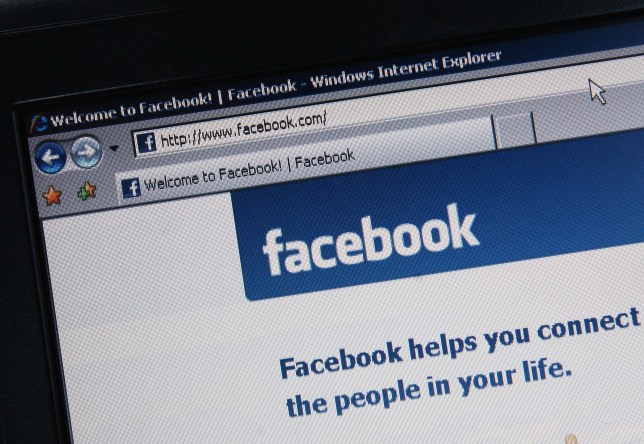 Facebook won't take down paedo pics because they do not breach 'community standards'
