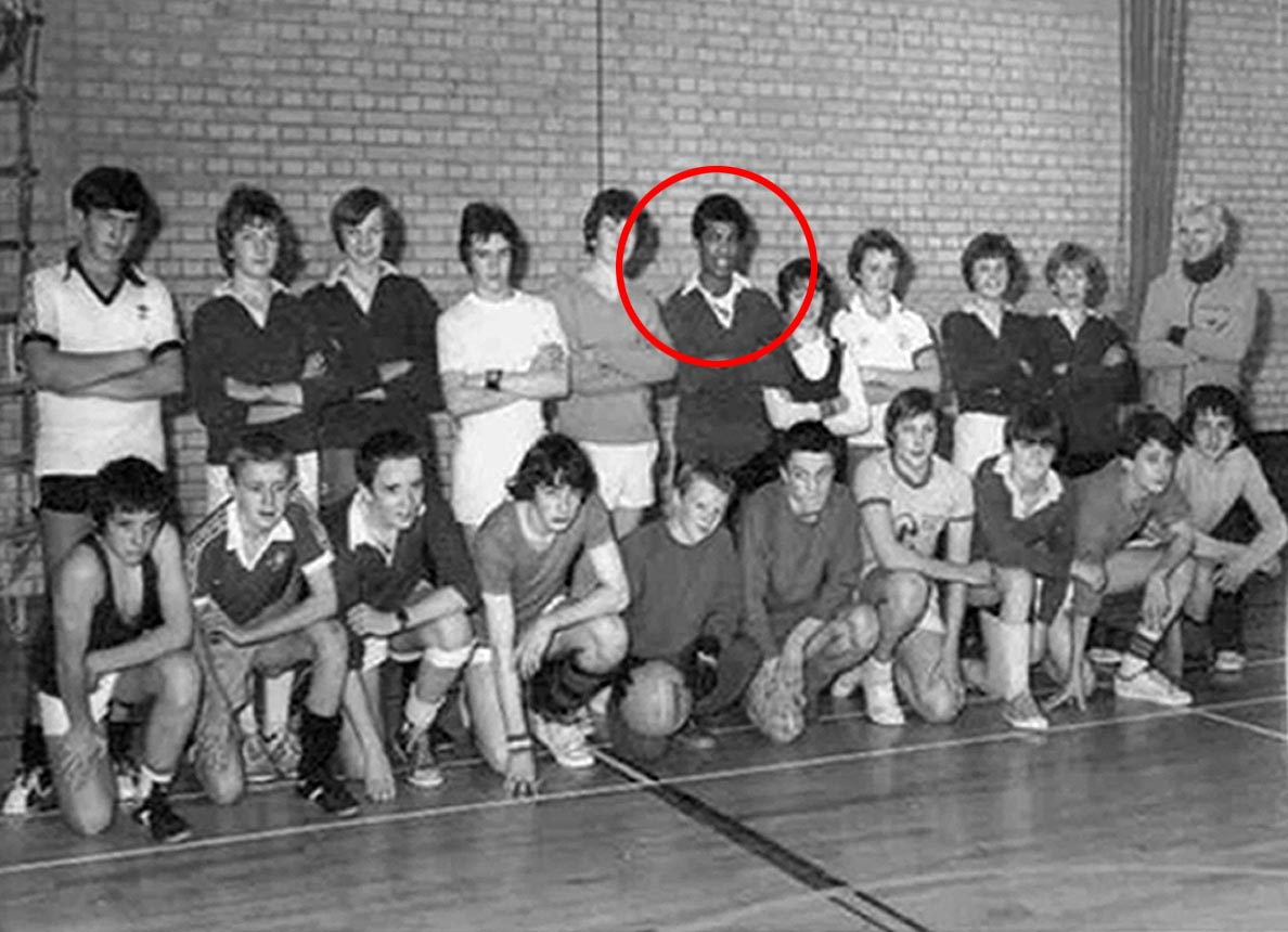 First picture of London terror attacker Khalid Masood as a young schoolboy