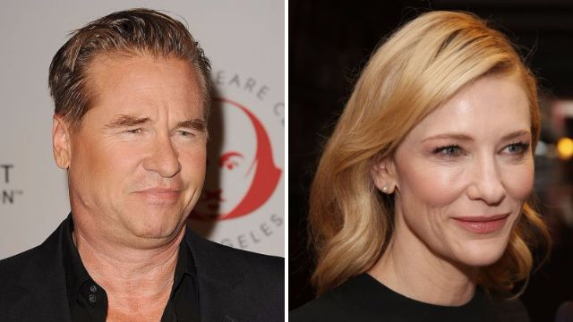 Val Kilmer hits back at fan who called him 'creepy' over his odd Cate Blanchett tweets