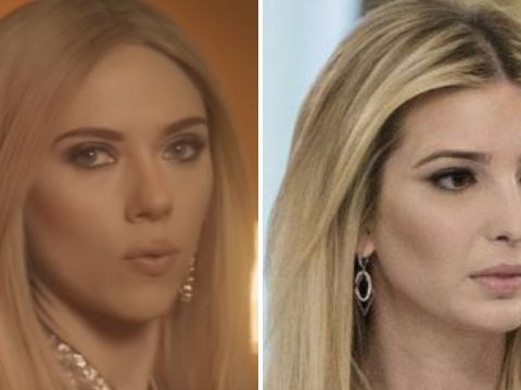 Scarlett Johansson takes aim at Ivanka Trump in hilarious Saturday Night Live sketch