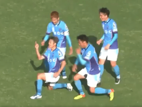 Japanese star Kazuyoshi Miura, 50, breaks 52-year record to become oldest goalscorer in history