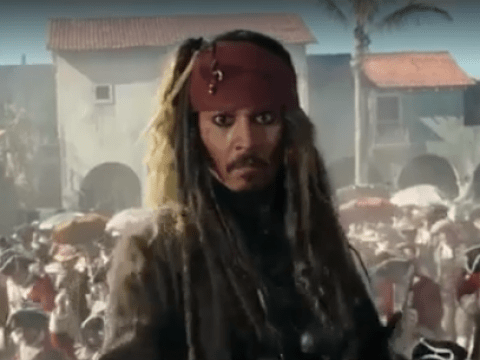 The new trailer for Pirates Of The Caribbean: Salazar's Revenge dropped and it looks amazing
