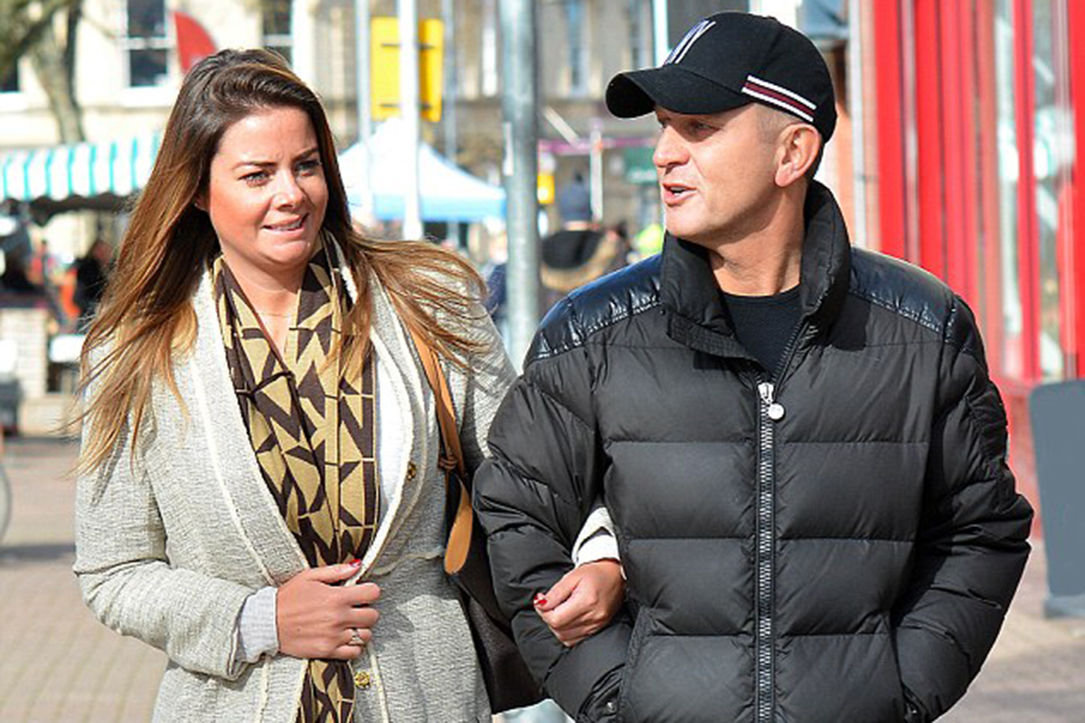 Jeremy Kyle 'set to marry his children's former nanny' after four months together