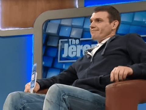 Couple get engaged on The Jeremy Kyle Show after woman proves she didn't cheat