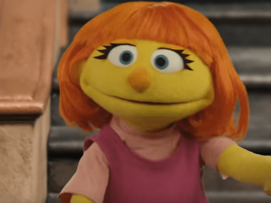 As a parent of a child with autism I welcome Sesame Street's new muppet Julia