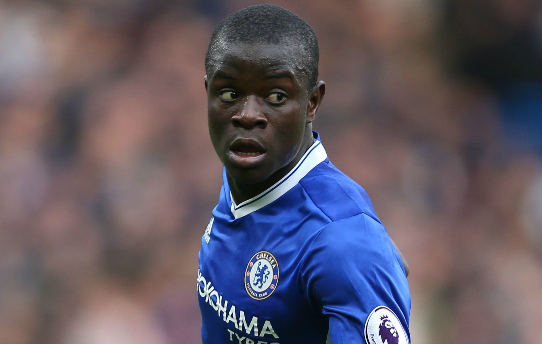 N'Golo Kante beats Chelsea teammate Eden Hazard to PFA Player of the Year Award