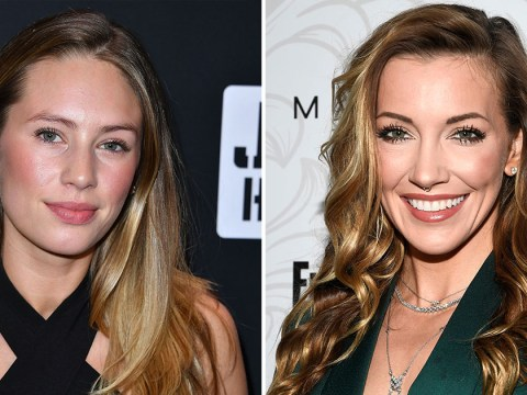 Nude photos of Arrow's Katie Cassidy and Dylan Penn 'leak online'