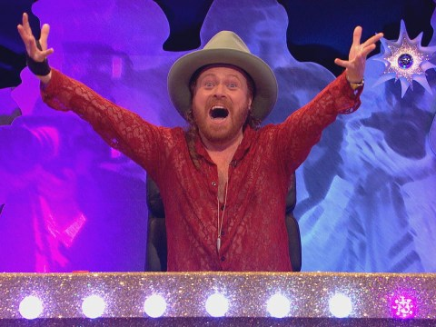 Watch Keith Lemon and Fearne Cotton joke about Holly Willoughby's 'massive bush' on new episode of Celebrity Juice