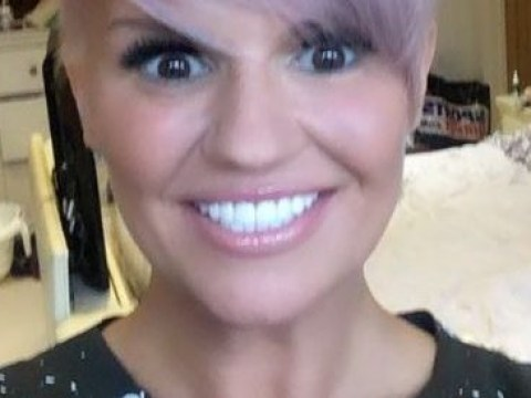 Kerry Katona is feeling pretty chuffed with her 'empowering' new look