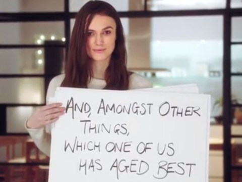 The new Love Actually sequel trailer features Hugh Grant and Keira Knightley – and it is perfection