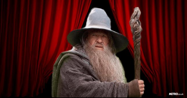 Get ready for the return of Ian mcKellen's Gandalf